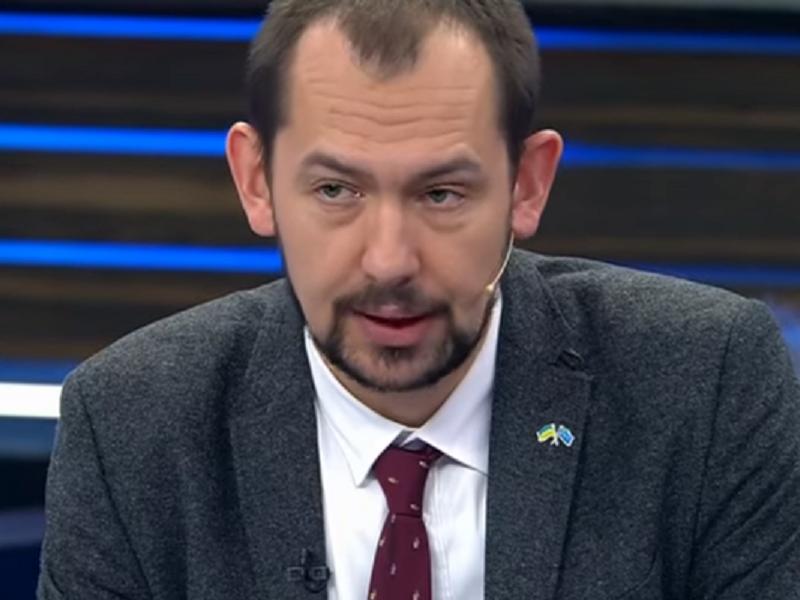 Украинский журналист Роман Цымбалюк.