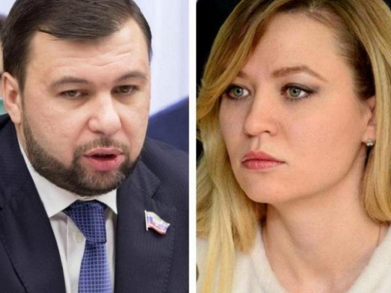 """""""Властям"""" """"ДНР"""" запретили проявлять самостоятельность."""
