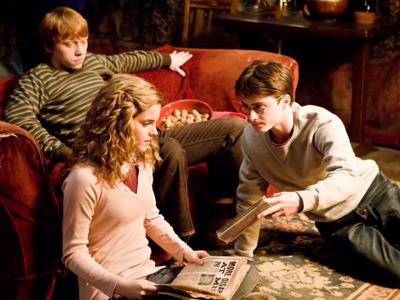 """Кадр из фильма """"Гарри Поттер"""""""