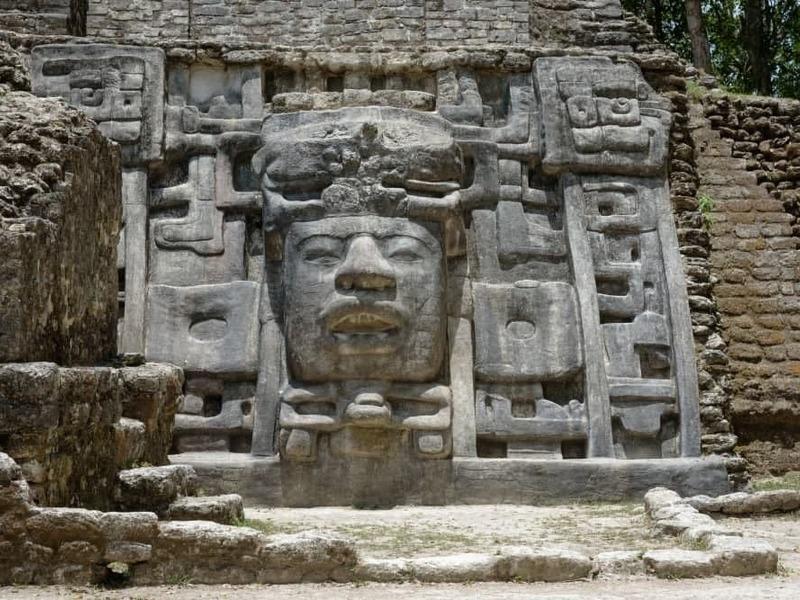 Камень майя