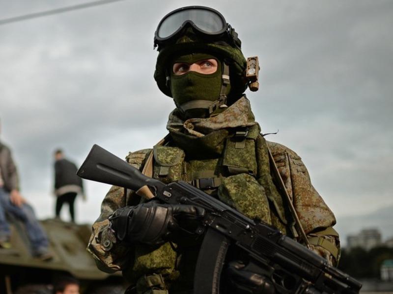 Военный России