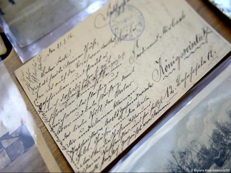 Немецкое письмо