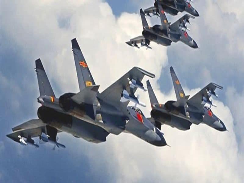 Боевые самолеты Китая