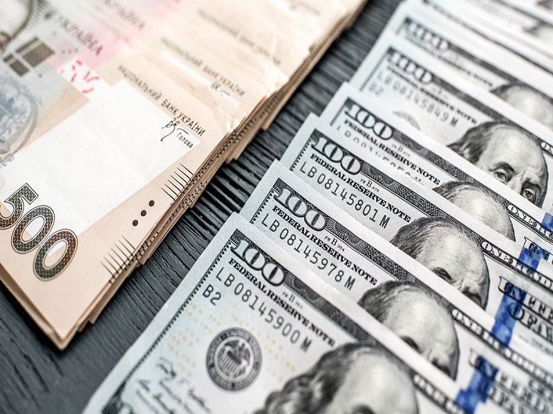 Курсы валют на 4 января 2021.