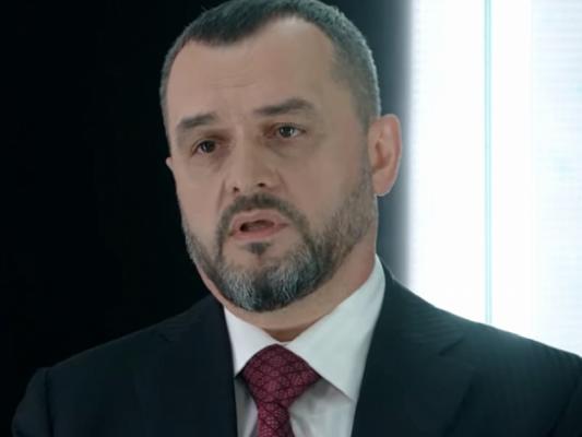 Экс-министр внутренних дел Виталий Захарченко.