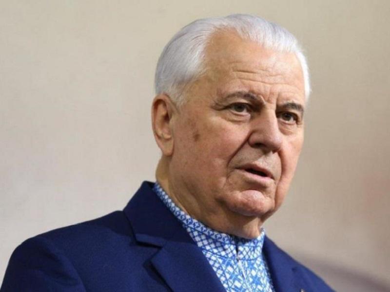 Кравчук сделал важное предложение по КПВВ на Донбассе.