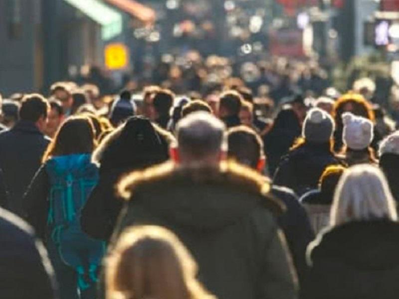 Численность населения Украины.
