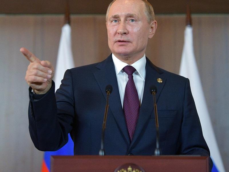 Народ России готов к насилию.