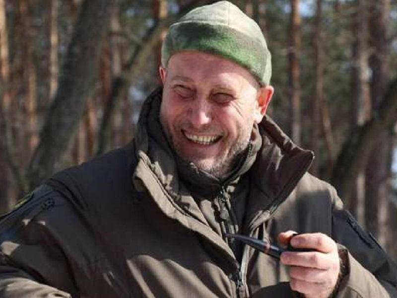 Дмитрий Ярош о следующем президенте Украины.