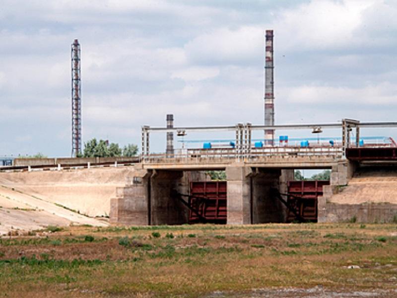 Северо-Крымский канал.