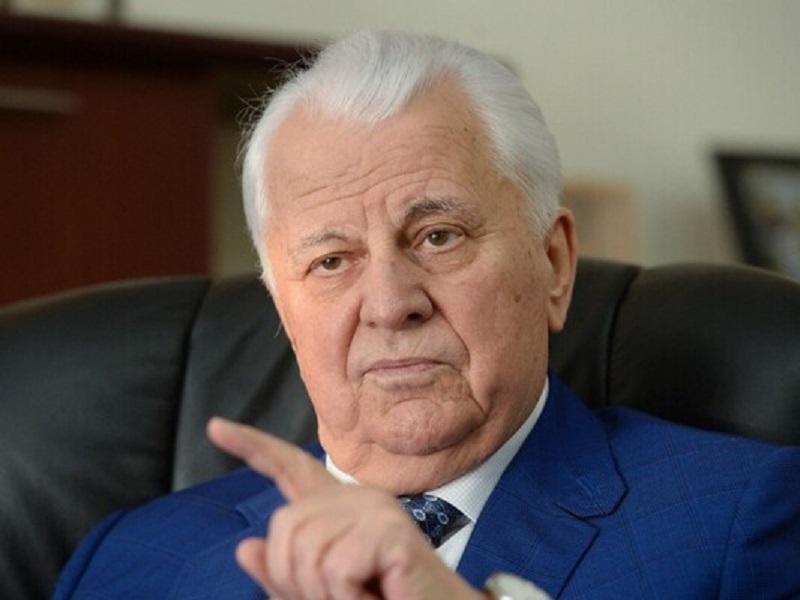 Леонид Кравчук.