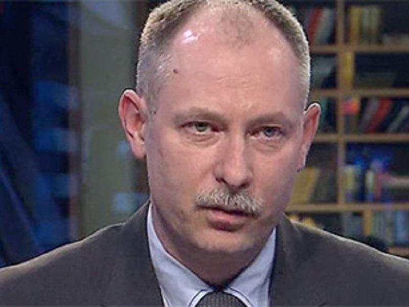 Военный эксперт Олег Жданов.
