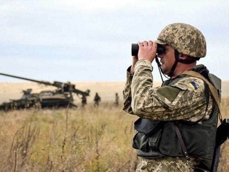 Резонансный прорыв линии разграничения на Донбассе.
