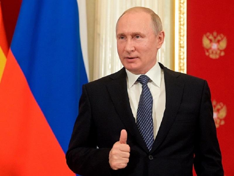 Путин назвал три вещи, которыми он особенно гордится.