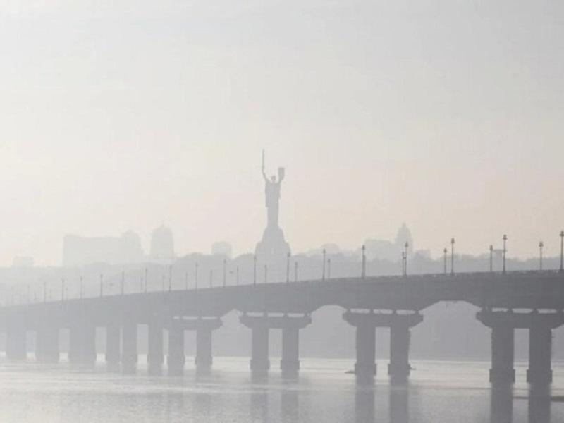 Киев стал одним из самых грязных городов в мире.