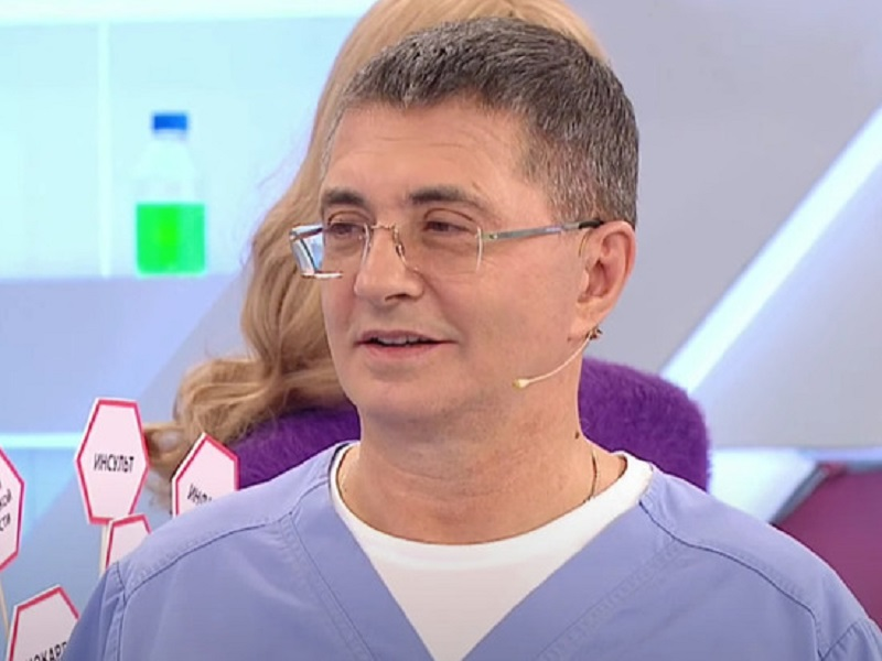 Доктор Мясников.