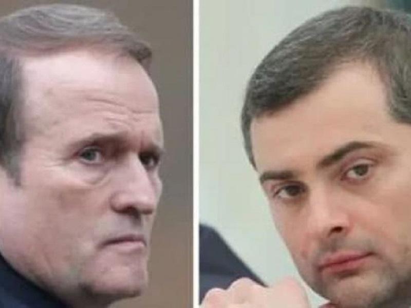 Подробности скандальных переговоров Медведчука с Сурковым.