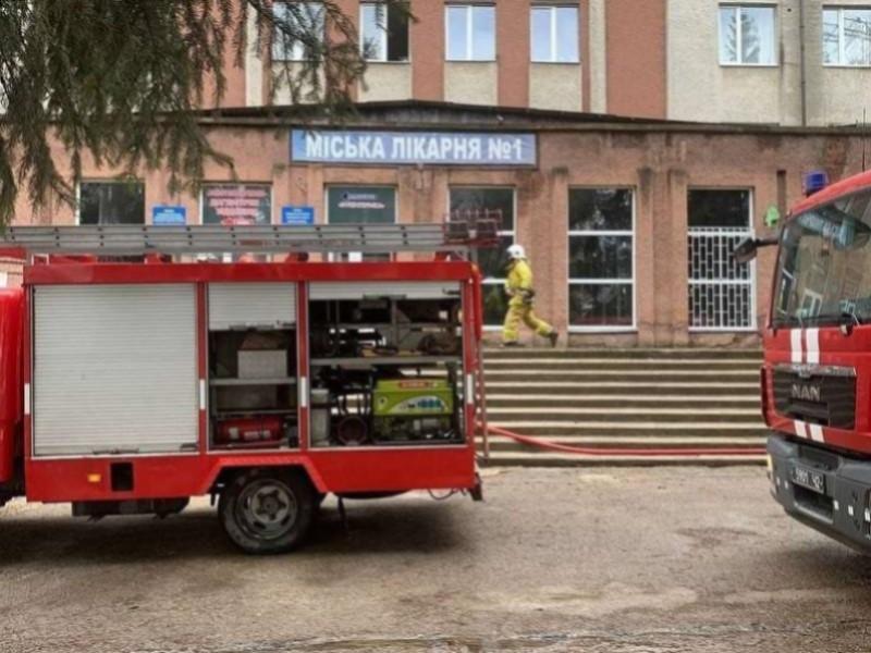Черновицкая больница №1