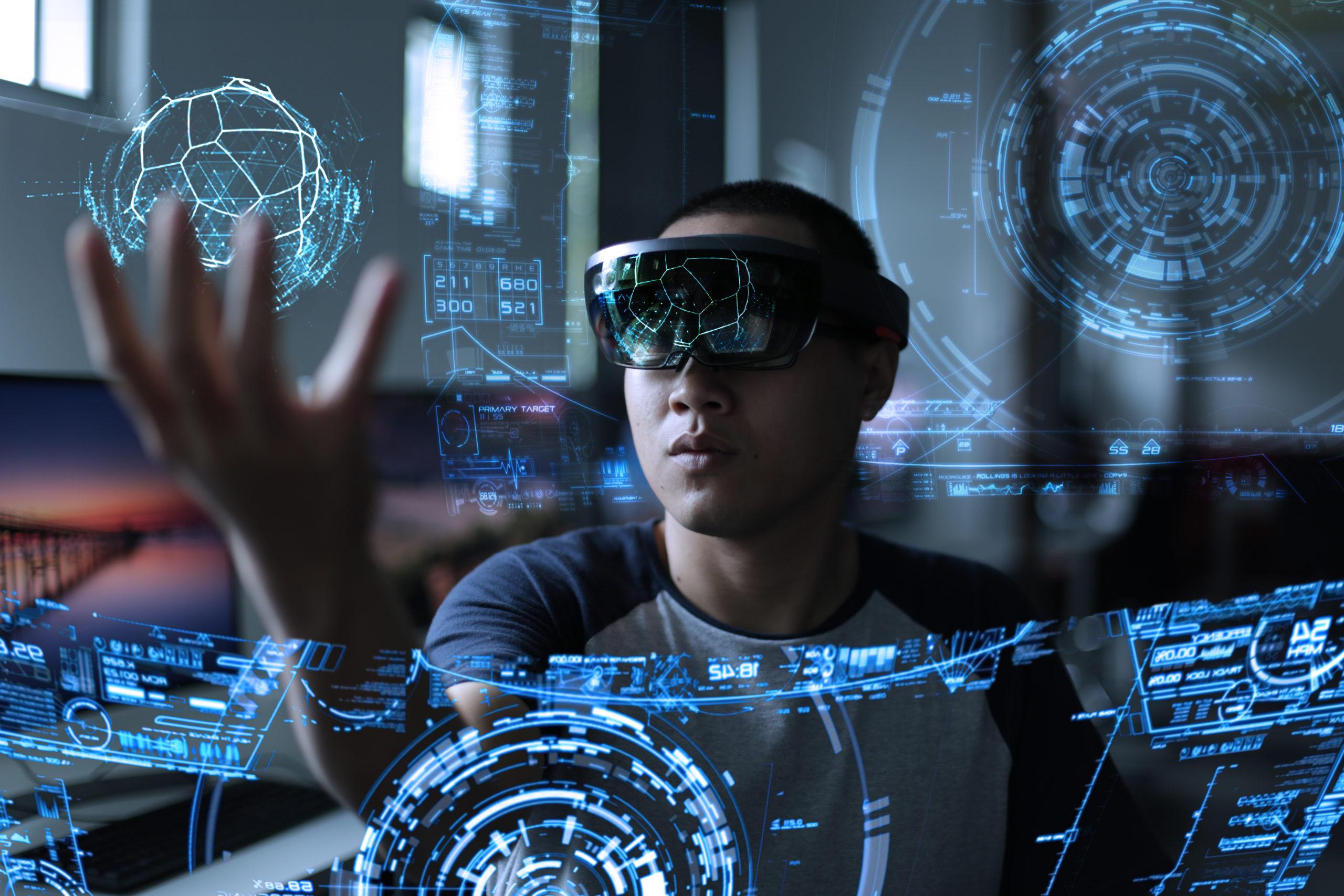 обучение VR/AR