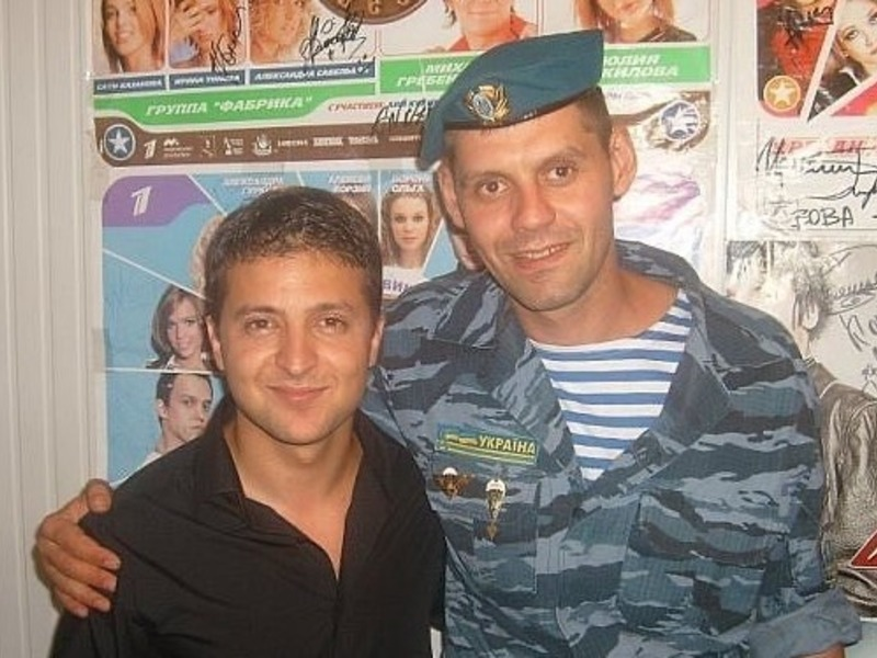 Анатолий Шарий и Безлер