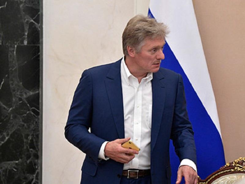 Песков об обострении ситуации на Донбассе.