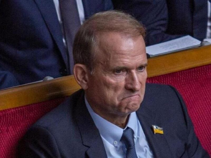 Для Медведчука готовят новые санкции.