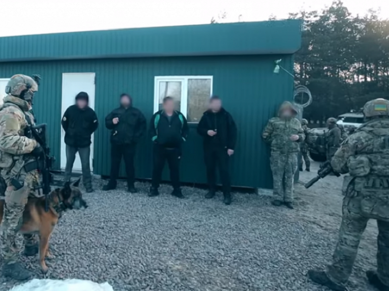 """СБУ пресекла деятельность преступной """"ЧВК""""."""