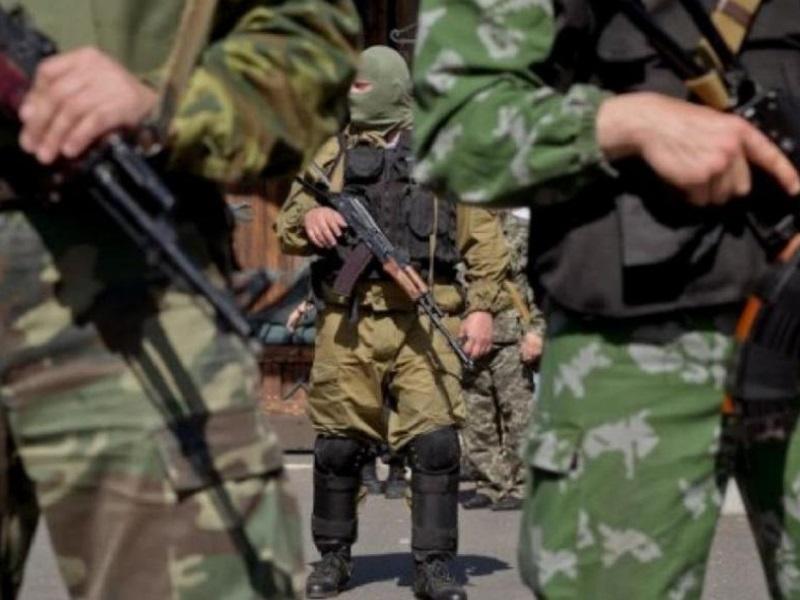 Команду стрелять отдал Кремль.