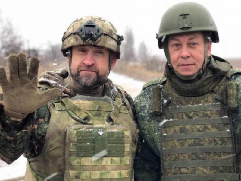 В ОРДЛО сбор кремлевских пропагандистов.