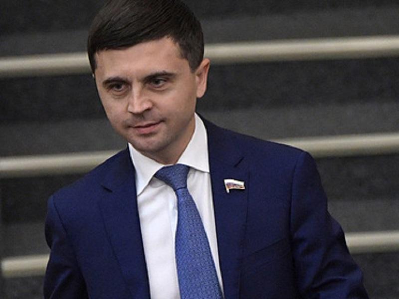 Депутат Госдумы Руслан Бальбек.