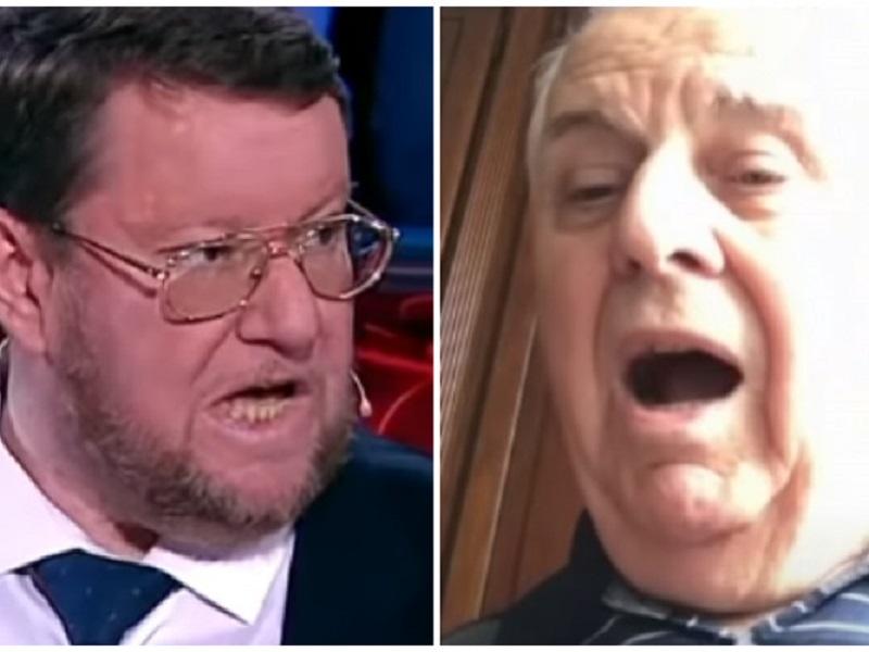Евгений Сатановский и Леонид Кравчук.
