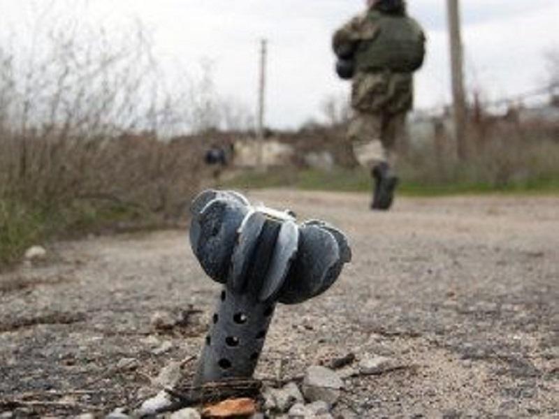 Гуманитарное разминирование на Донбассе.