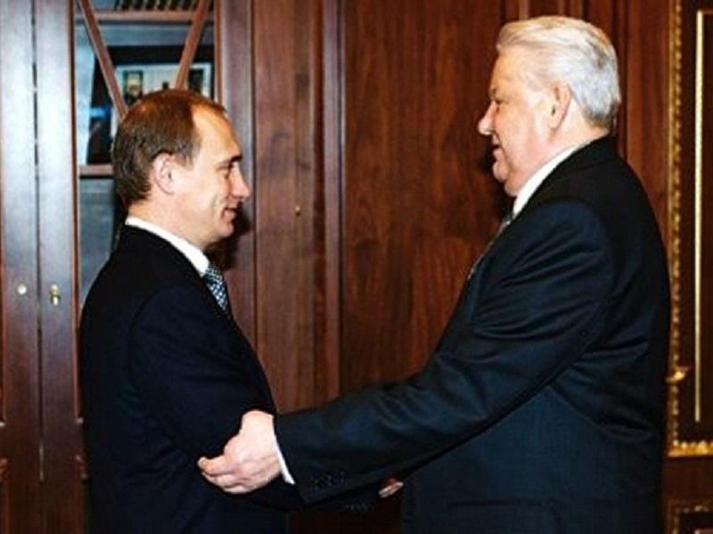 раскрыта тайна передачи власти Ельциным Путину.