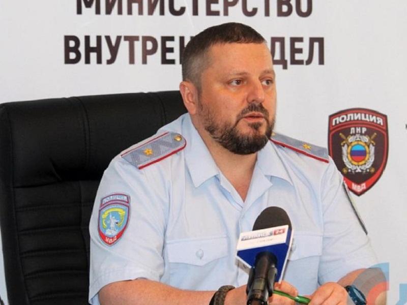 """У """"министра МВД"""" """"ЛНР"""" Корнета серьезные проблемы."""