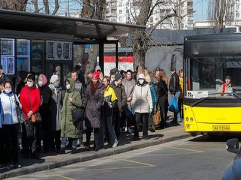 В Киеве могут остановить транспорт.