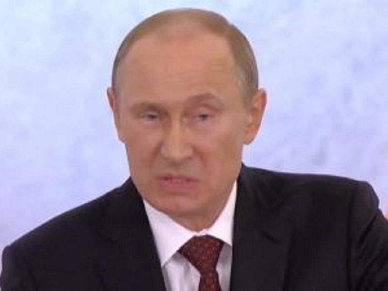 """Путину предложили проехать в плацкартном вагоне по маршруту """"Москва-Донецк""""."""