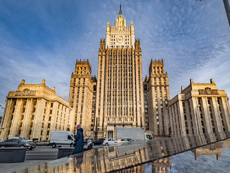 Посольство РФ в Киеве направило протест В МИД Украины.