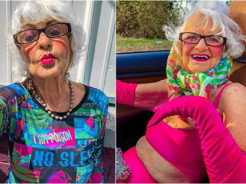 Эти женщины-Зодиаков остаются озорными до глубокой старости.