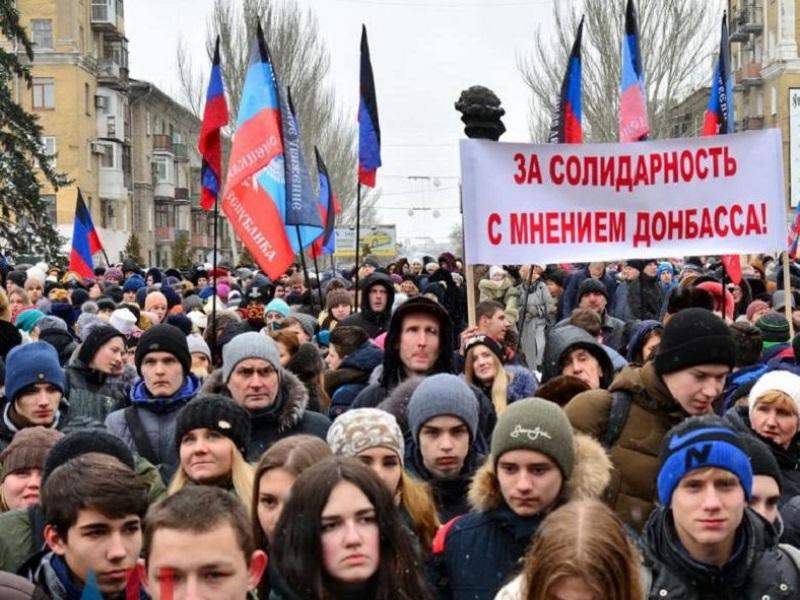 """В ОРДО растет возмущение против местных """"властей""""."""