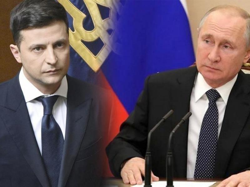 Зеленский против Путина
