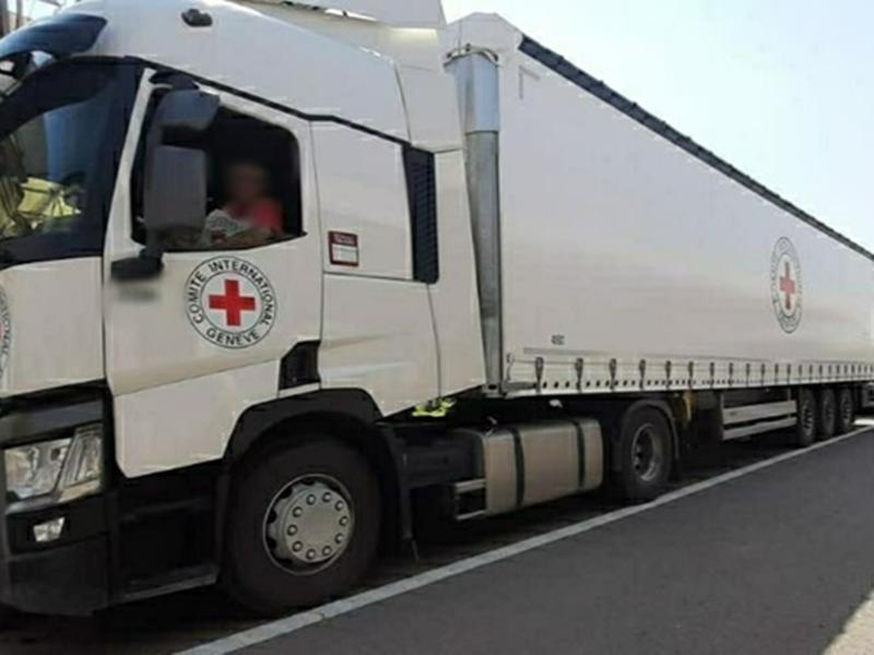 Гуманитарный конвой ООН