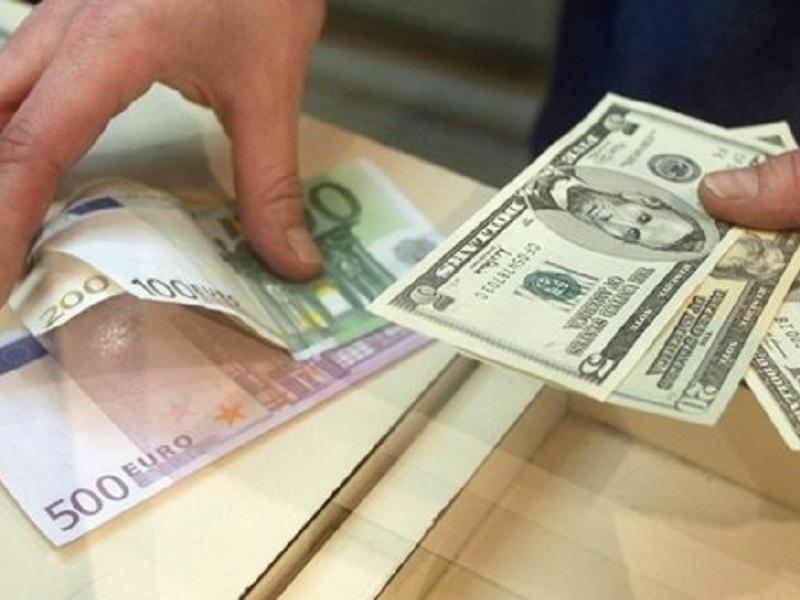 Курсы валют на 1 марта 2021.