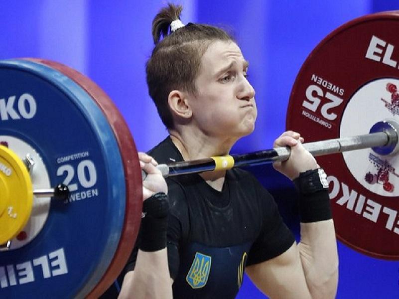 Украинка Камила Конотоп - абсолютная чемпионка Европы.