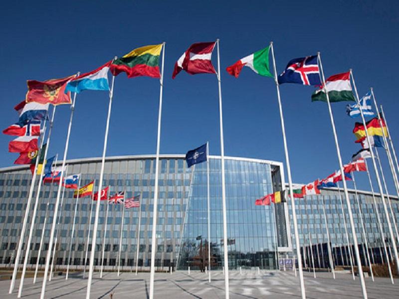НАТО подтвердило свою поддержку Украине.