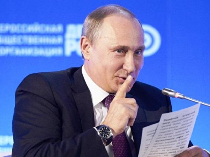 Путин не рискнет напасть на Украину.