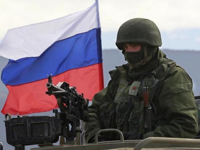 Учения войск РФ у границ Украины.