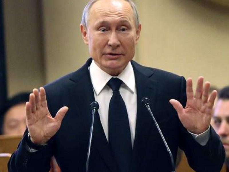 Наступление России на Украину не является правдоподобным.