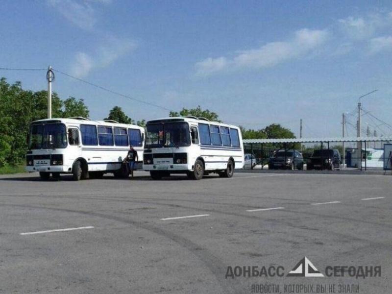 перевозки из ОРДО в Украину через РФ