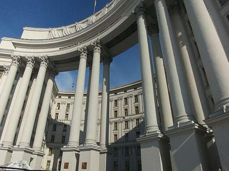 Украина ответила России на обвинения в милитаристских планах.