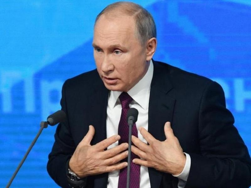 «Русскому миру» на Донбассе, похоже, пришел конец.